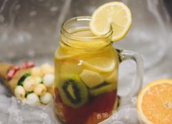 水果鸡尾酒