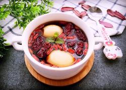 枸杞红枣煲鸡蛋