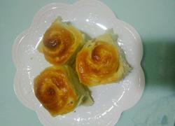 香橙面包卷