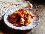 茄子炒豆腐的做法[图]