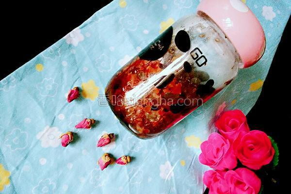 玫瑰蜜的做法