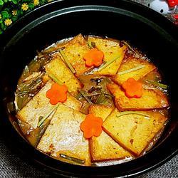 包浆豆腐煲