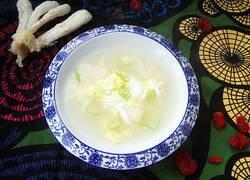 竹荪鸡蛋汤