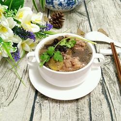 生地黑豆排骨汤的做法[图]