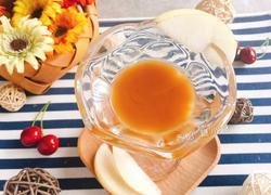 苹果梨子汁