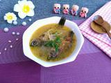 鲫鱼白萝卜汤的做法[图]