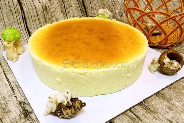 8寸轻芝士蛋糕