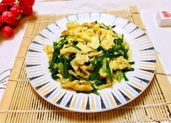 小葱煎鸡蛋