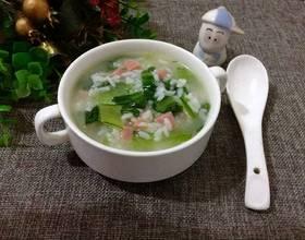 上海菜泡饭