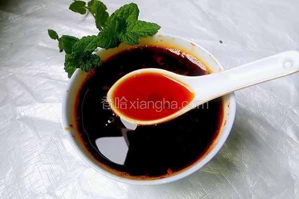 密制红油辣子