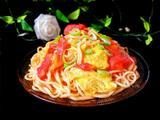 番茄鸡蛋炒面的做法[图]