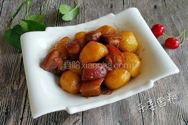 苏氏小土豆红烧肉