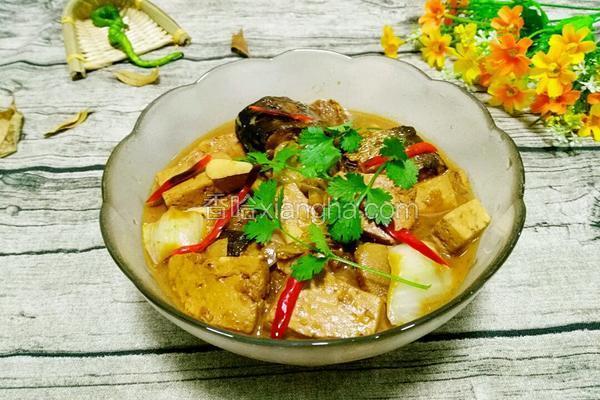 青鱼白菜豆腐锅