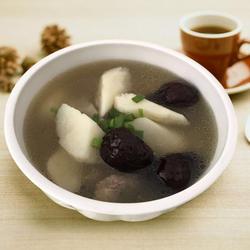 淮山炖老鸭汤