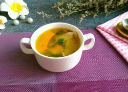 南瓜瘦肉汤