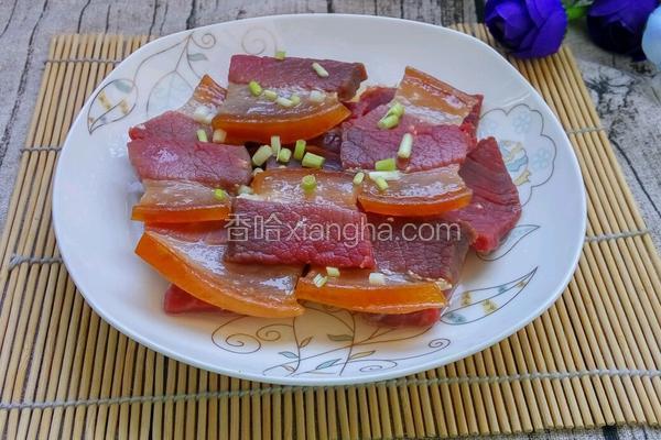 自制腌肉的做法大全_蒸咸肉的做法_菜谱_香哈网