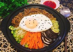 韩式牛肉拌饭