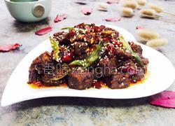 陈皮辣牛肉