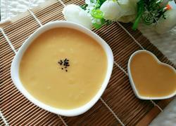 奶香南瓜土豆板栗浓汤