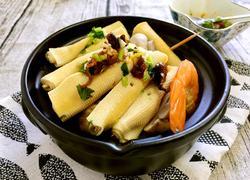 鸡汁豆腐串