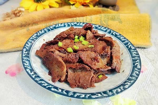 电饭煲自制牛肉干