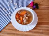 白扁豆龙骨汤的做法[图]