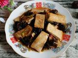 蚝油豆腐木耳的做法[图]