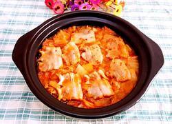 五花肉泡菜汤