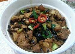 豆豉海蛎焖肉