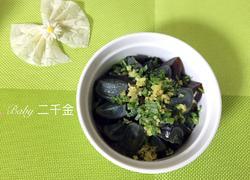 凉拌松花蛋 简易菜