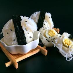 魔芋黑芝麻寿司