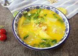 冬瓜竹荪鲜肉汤