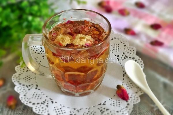 玫瑰蜜(花茶)
