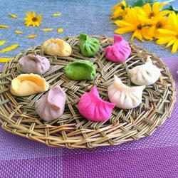 羊肉韭菜饺子