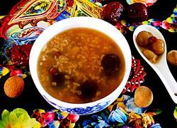 红枣桂圆糯米粥