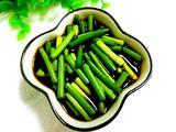 腌糖醋蒜苔的做法[图]