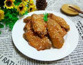 烧烤鸡翅[图]