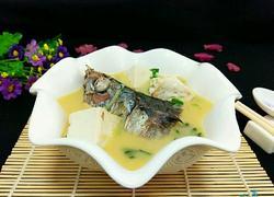 鲅鱼头炖豆腐
