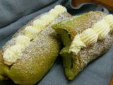 抹茶鲜奶椰蓉面包的做法[图]