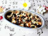 柚香蓝莓面包布丁的做法[图]