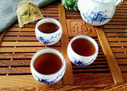 玉米须红糖茶