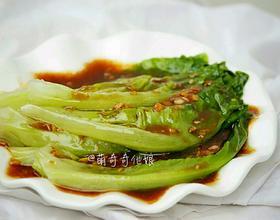 蚝油生菜[图]