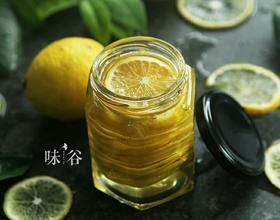蜂蜜泡柠檬[图]