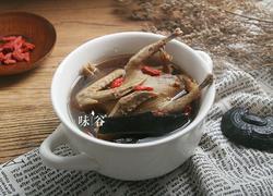 灵芝鸽子汤