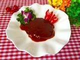 茄汁烤肉眼牛排的做法[图]