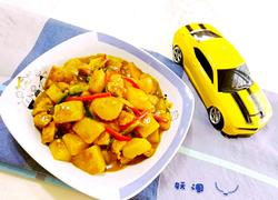 咖喱土豆肉丁