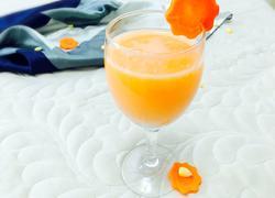 胡萝卜玉米蜂蜜汁