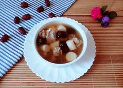 山药红枣排骨汤