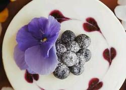 蓝莓冻芝士蛋糕