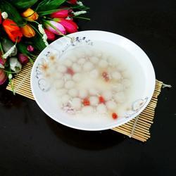 米酒小汤圆